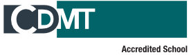 CDMT, Council for Dance Drama and Musical Theatre, Accredited School logo